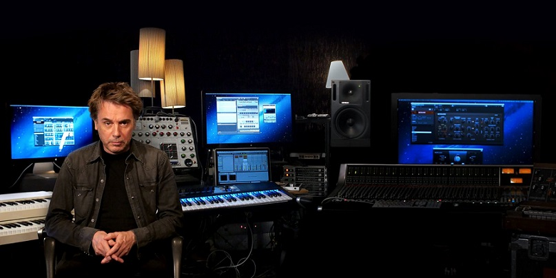 Post image for Jean Michel Jarre y su cerebro